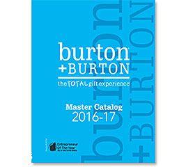 MASTER CATALOG 2016-17 #burtonandburton