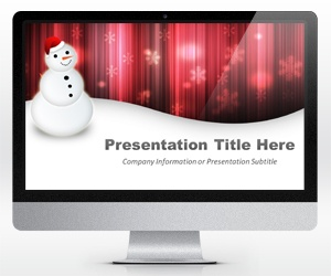 Template Powerpoint Design
