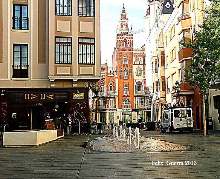 Badajoz pza de la Soledad