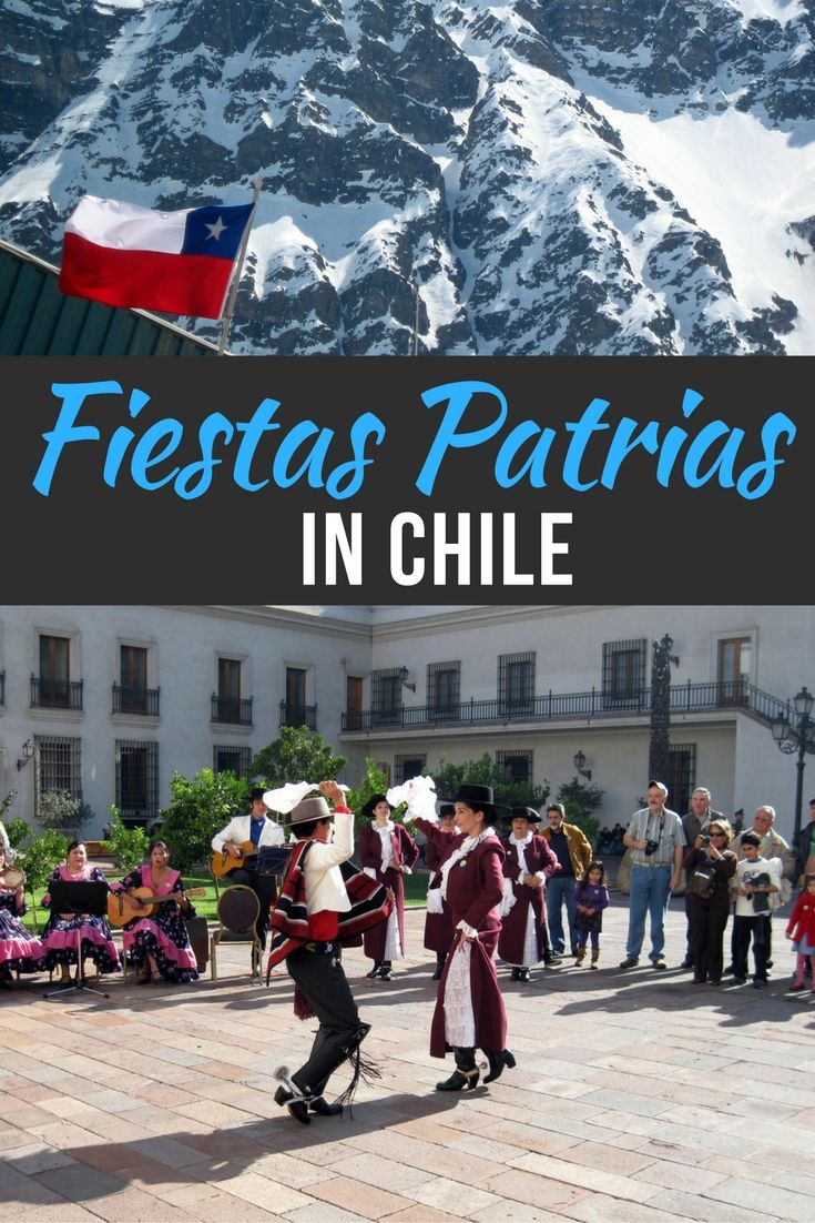 Fiestas Patrias is such a fun time to be in Chile. If you'd like to know a bit more about the celebrations and traditions, make sure to check out this post!
