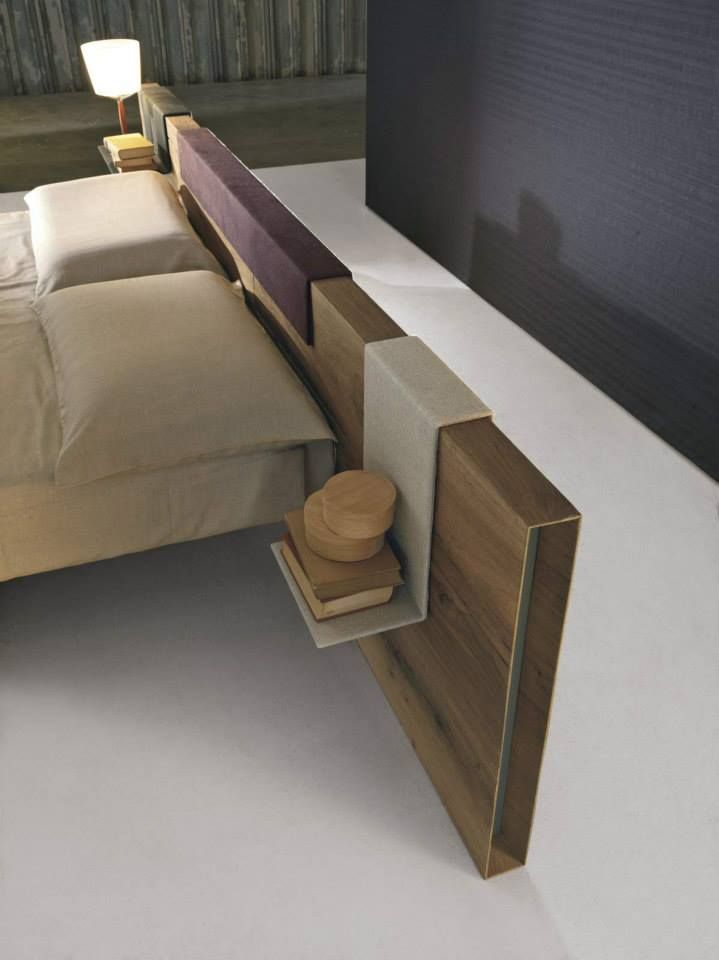 solution for the head of the bed, Lago furniture