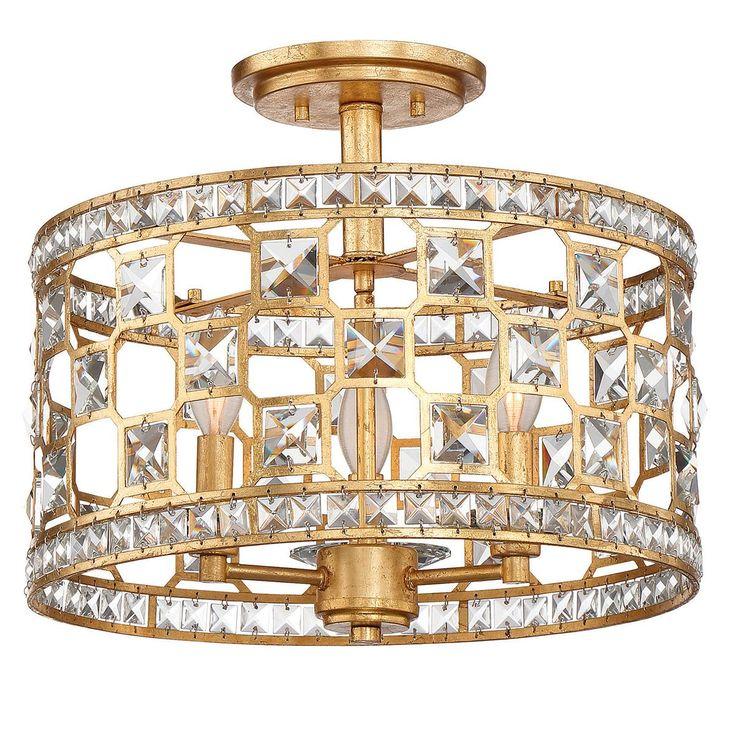 Bathroom Ceiling Lights Crystal Square 15 best lighting images on pinterest | crystal lights, crystal