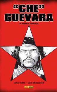 Che Guevara, spanish edition by Panini Comics Espana. Pencils by Lelio Bonaccorso