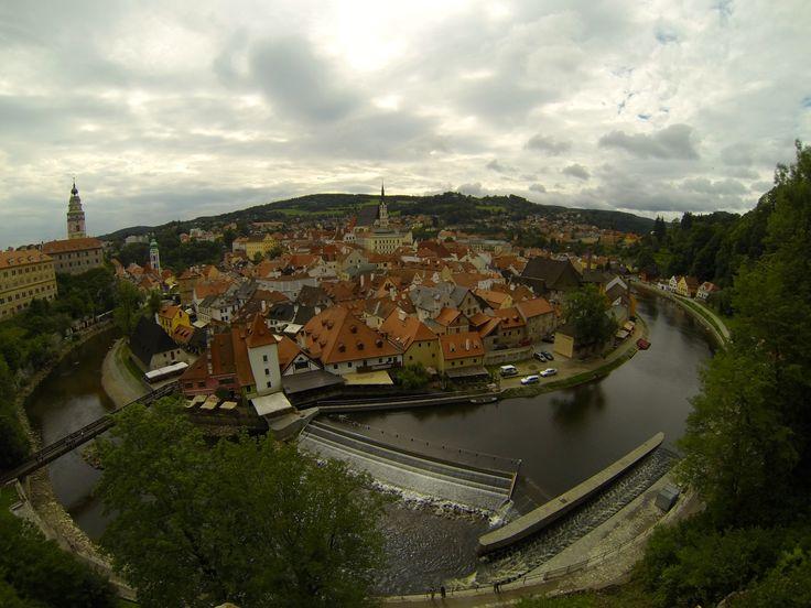 Český Krumlov - Czech Republic - A must when going to Europe
