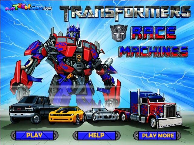 لعبة سباق سيارات المتحولون العاب سباق سيارات Transformers