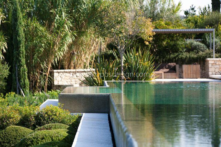 40m long pool