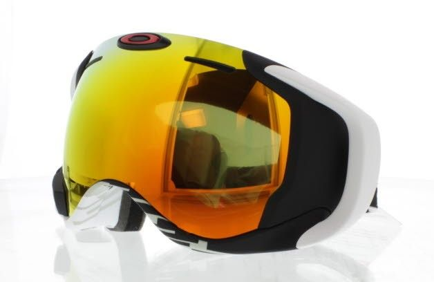 Oakley AIRWAVE OO7049 Blanc 59-450 masque de ski