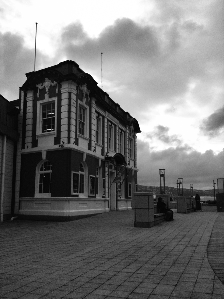 Circa Theatre, Wellington, New Zealand - Leyla Forbes