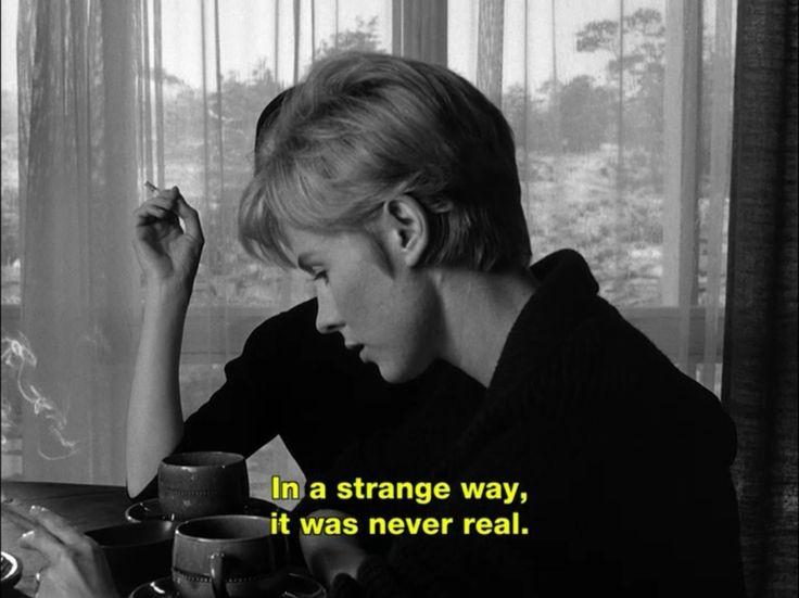 Persona, 1966, Ingmar Bergman.