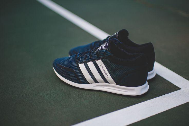Adidas Los Angeles Grey Black