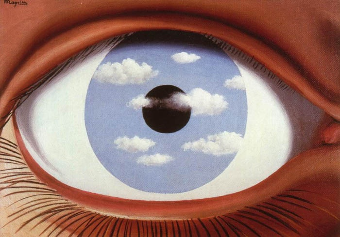 159 best images about ren magritte artista on pinterest for Magritte le faux miroir