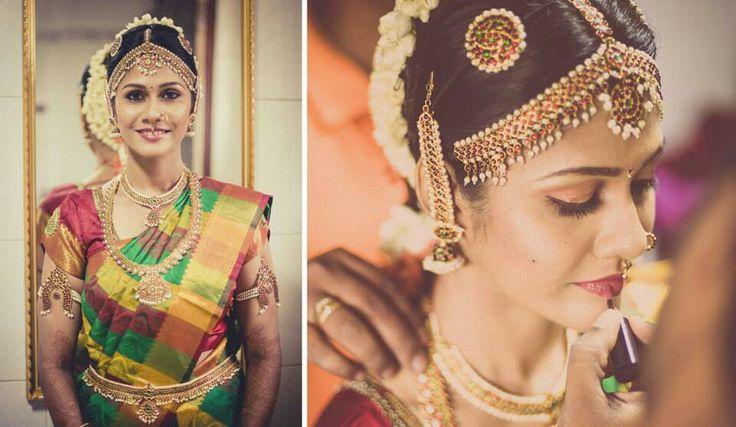 #wedding #southindian #saree