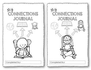 Comprehension Strategy: MAKING CONNECTIONS with a FREEBIE