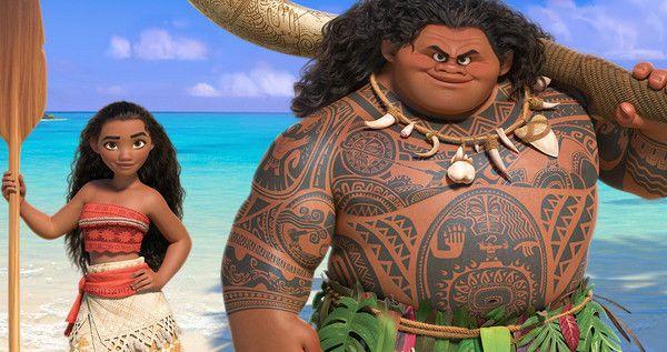 Primer Trailer De Moana La Nueva Pelicula De Disney Animated Movies Upcoming Animated Movies Animated Movies For Kids