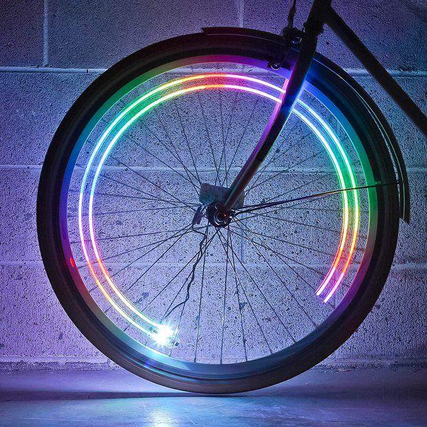 Buy Monkeylectric M204 40 Lumens Wheel Bike Light Bike Lights