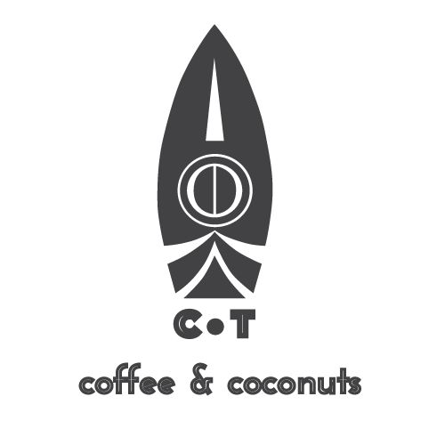 Coffee & coconuts Cafe and bakery in an old theatre in Oude Pijp