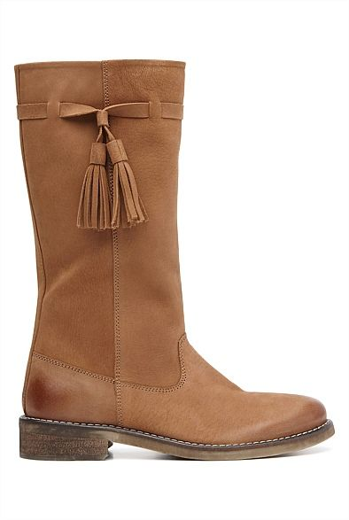 Knee High Boot | Witchery Girl