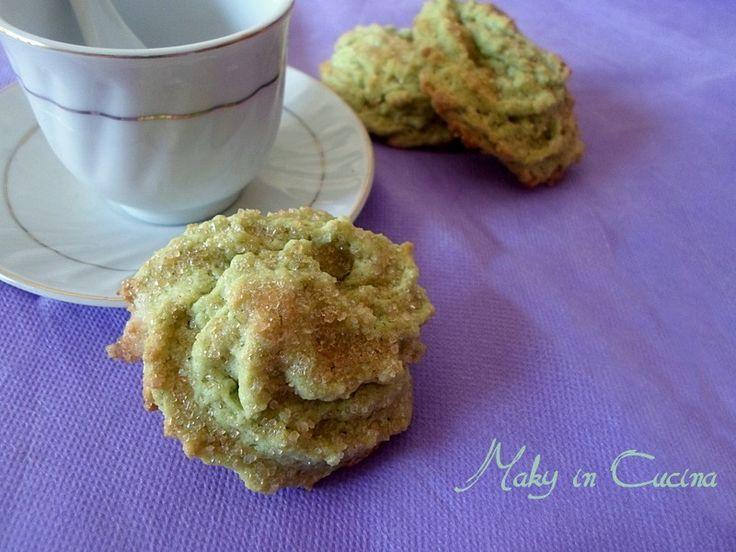 Paste di mandorle al pistacchiohttp://blog.giallozafferano.it/makyincucina/paste-di-mandorle-al-pistacchio/ #agrigento #sicilia #sicily