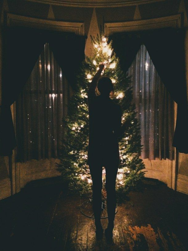 beautiful, christmas, cozy, grunge, hipster, holidays, house, indie, lights, sy, vintage, winter, for a moment, First Set on Favim.com