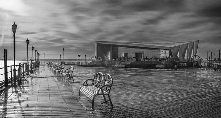 Southend Pier by Bota Dorin