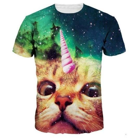Cat Tees (14 Variants) - [product type] - affordable menswear