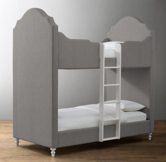 Coraline Upholstered Bunk Bed Bunk Beds Bed Rh Baby