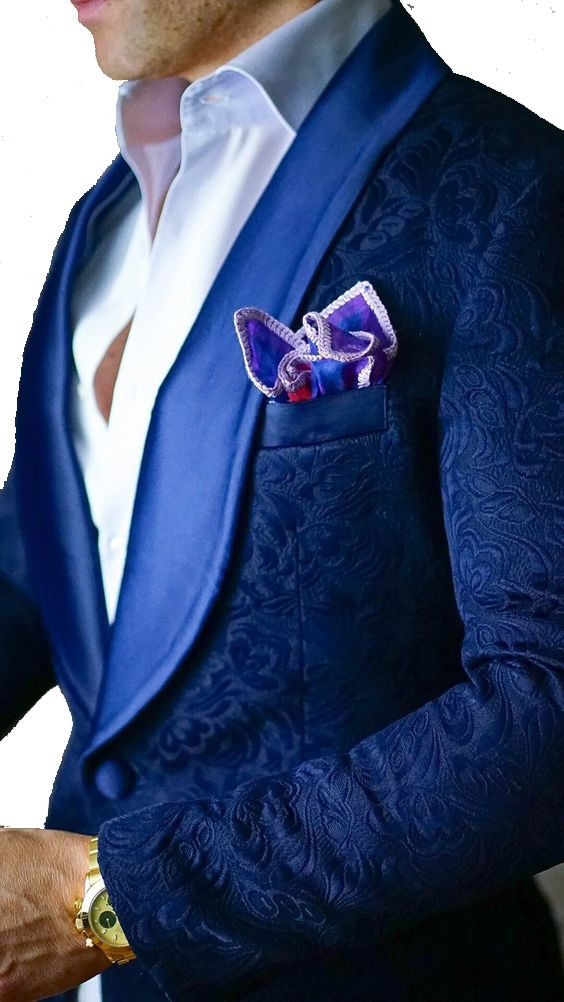 Aliexpress.com : Buy 2017 Brand Royal Blue Mens Floral Blazer Designs Mens Paisley Blazer Slim Fit Suit Jacket Men Wedding Tuxedos Fashion Male Suits from Reliable slim fit suit suppliers on Airtailors Mens Suits Store