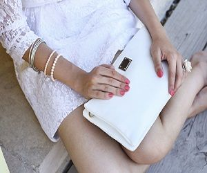 Women's Yes, We Wear White After Labor Day | Outblush