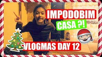 TESTEZ PRODUSE ?! VLOGMAS DAY 11 ! - YouTube