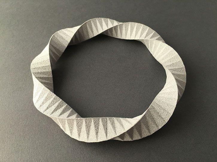 3D printed jewel by [ digimorphé ]