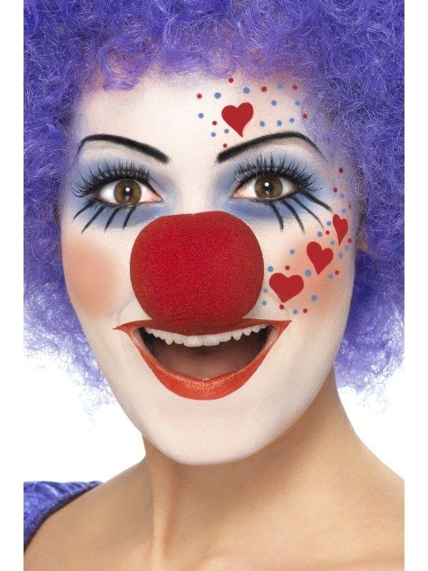 Clown Schminken Google Search