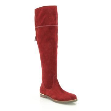 Burgundy Boots  MOD:721007771