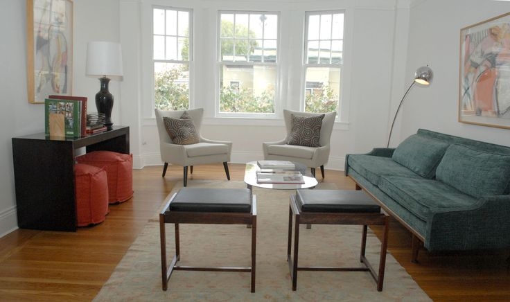 Mid-Century Danish and American Design in Contemporary Staging