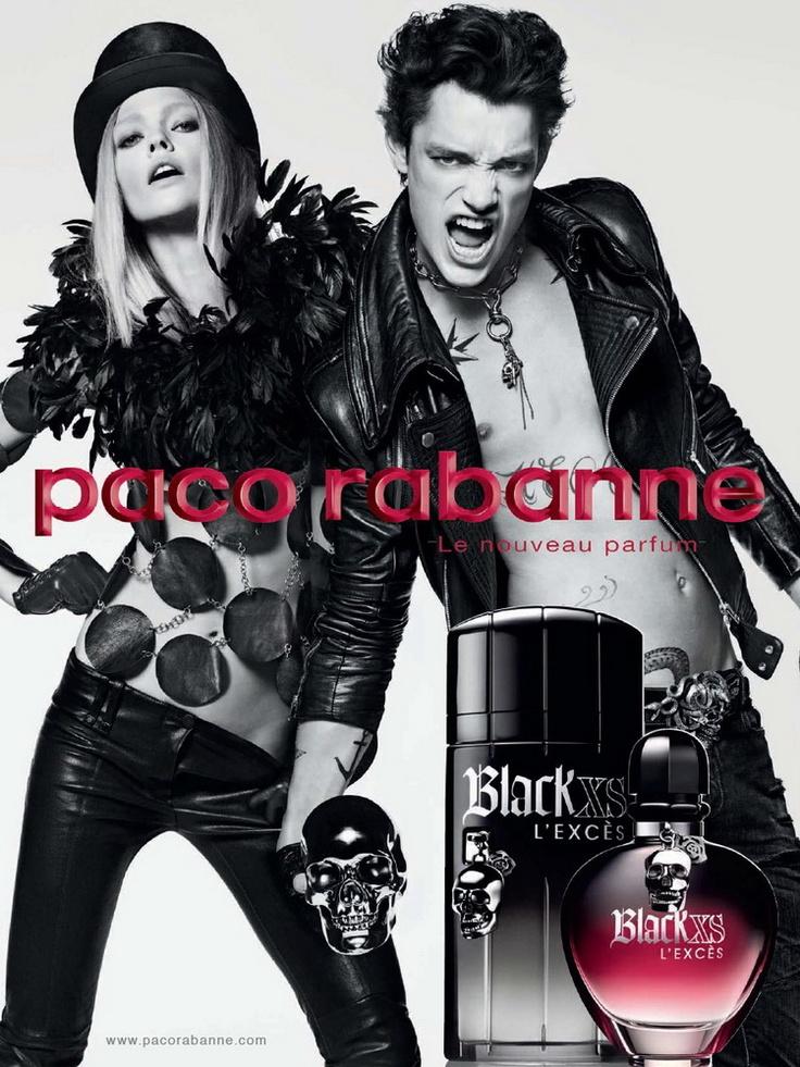 Images de Parfums - Paco Rabanne : Black XS L'Excès. #pacorabanne #paco #rabanne #invictus #blacksx #onemillion #ladymillion #parfum #fragrance #cologne #fragrance #perfume #laboutiqueduparfum #perfume