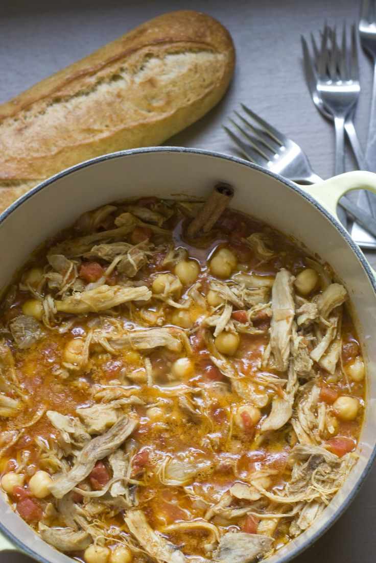 ... Moroccan, Moroccan Tagine, Chicken Tagine Recipes, Eating, Chickpeas