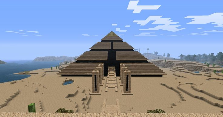 Pyramid Minecraft Project