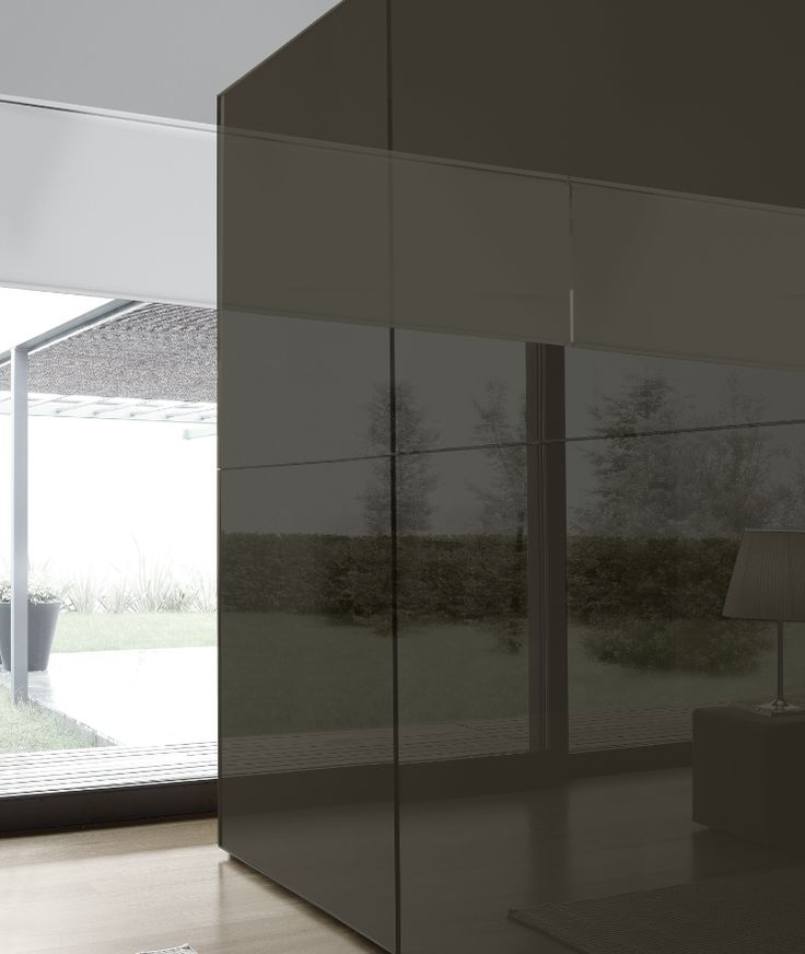 A beautiful Jesse wardrobe design, the Square Sliding Door. A perfect fit for all interiors