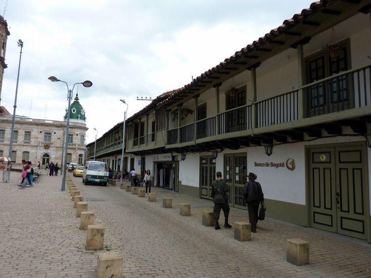 Pueblo de Zipaquira