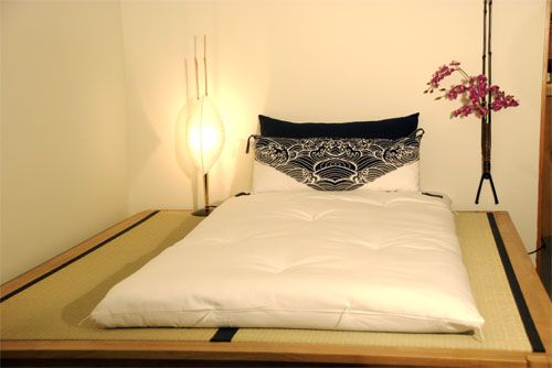 Shikibuton is a traditional Japanese futon which consists of a cushion which is similar to a matress.