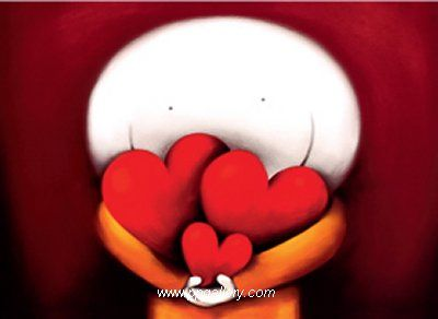 more Doug Hyde 'the gift of love'