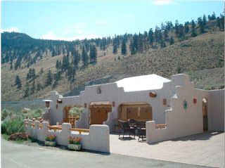 La Punta Norte wedding venue in the Okanagan