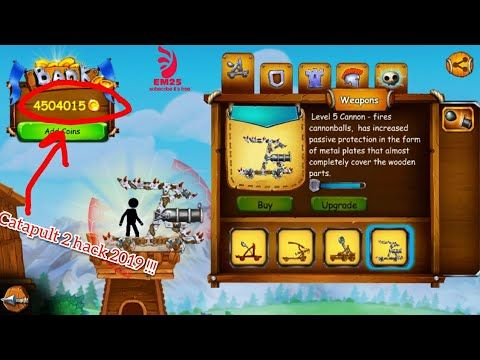 The catapult 2 game unlimited coins hack with luckypatcher