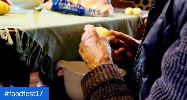 #HackUniTo for Ageing. Nutrirsi bene per invecchiare meglio