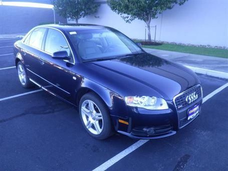 Used 2008 Audi A4 runs on a 4 Cyl engine and Automatic transmission, listed for $18,998 and 50,234 miles.