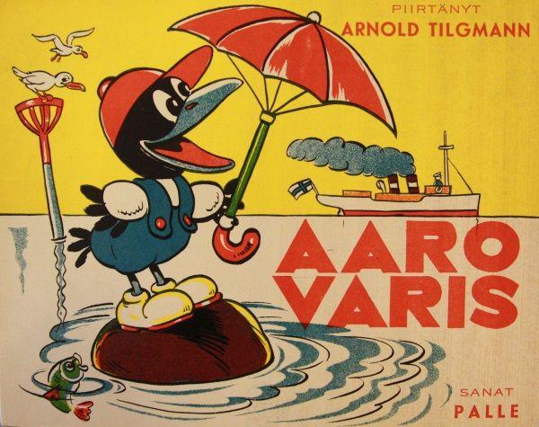 Arnold Tilgmann: Aaro Varis (1942)