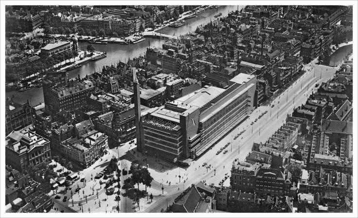 "Department Store ""De Bijenkorf"" Rotterdam (before bombardment)"