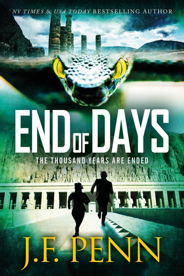 End Of Days (ARKANE Thriller #9)