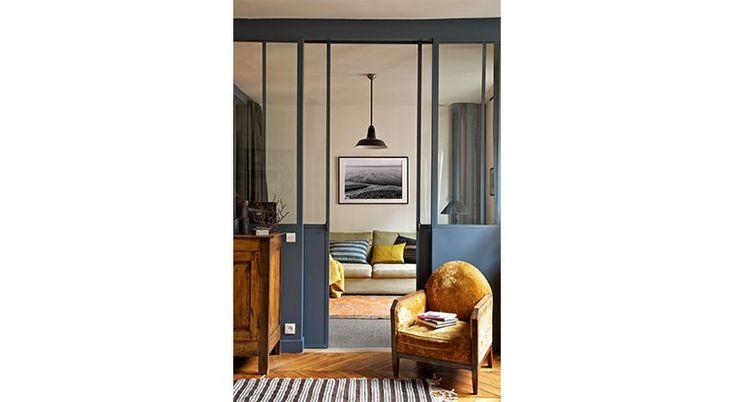 Découvrez 7 idées de portes et de cloisons mobiles et malignes. Portes coulissantes Leroy Merlin, Panneaux en bois, verrière, modèles en métal manœuvrables en mode automatique...