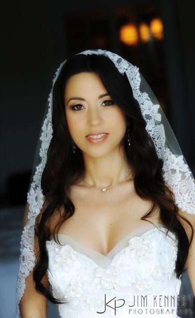 Wedding Hair Down With Veil And Tiara : Best 25 veil hair ideas on pinterest hairstyles bridal