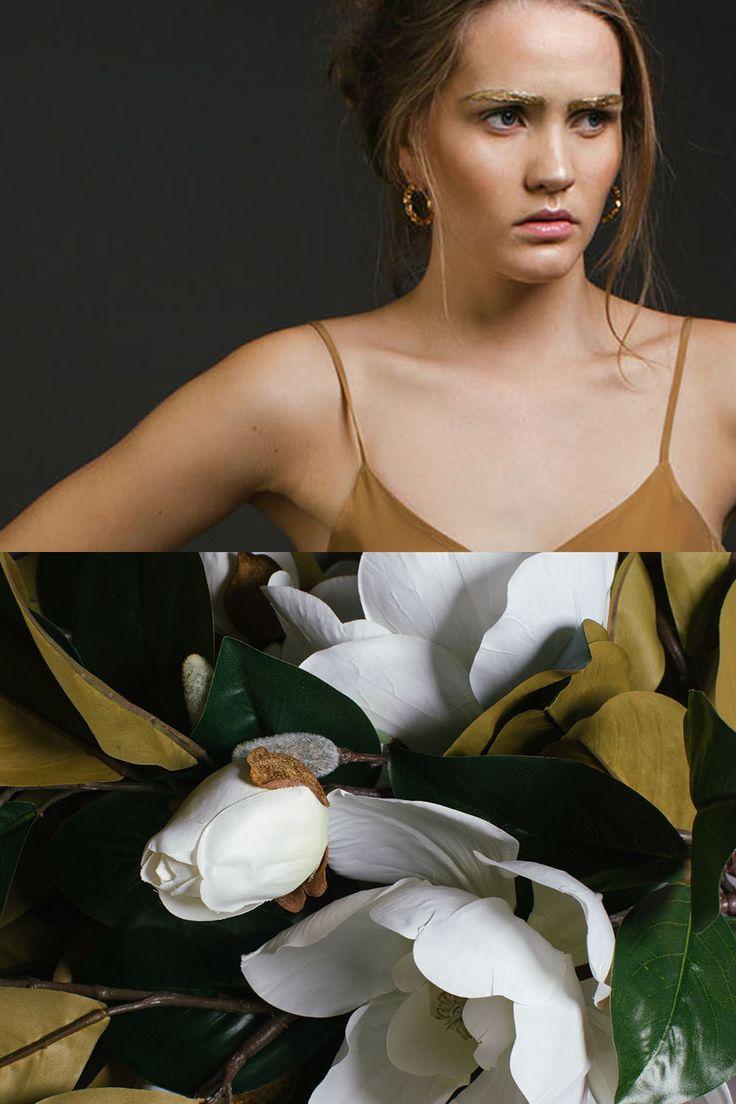 EMBR Jewellery  FQ fashion: Rite of Spring  Stylist: Jessica-Belle Greer @jessicabellestylist Photographer: Robbie Hunter @robbiieehunteer Model: Georgie Salmon @Red11models Hair and Makeup: Brighde Riddell @beautifulsiren